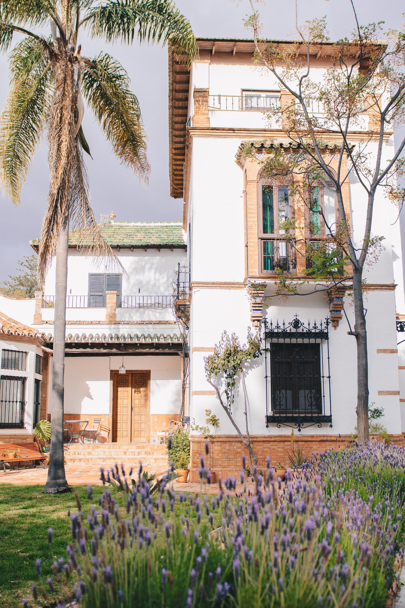 Villa Elisa Malaga travel guide