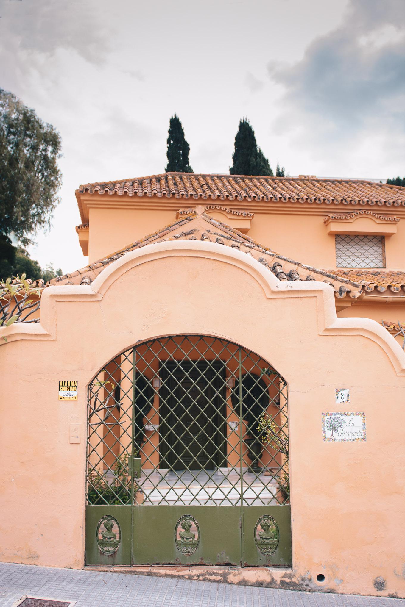 Villa La Lacaranda
