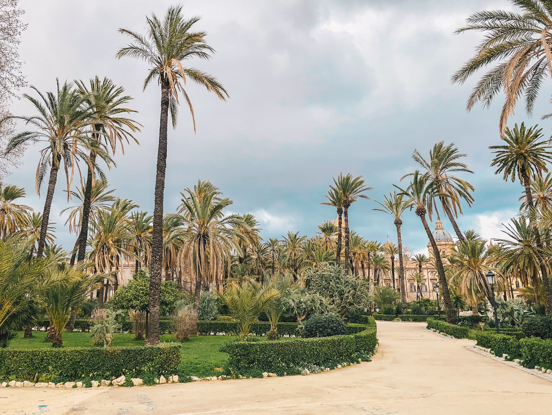 Villa bonnano garden
