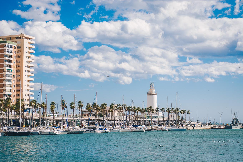 port of Malaga 2018