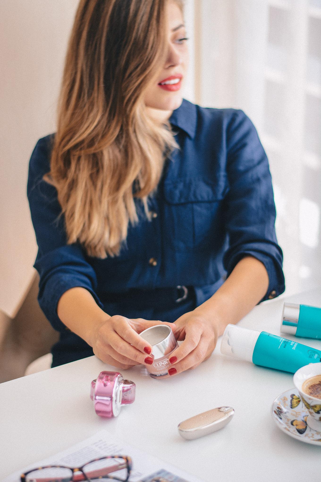 Beauty Clinique moisture surge