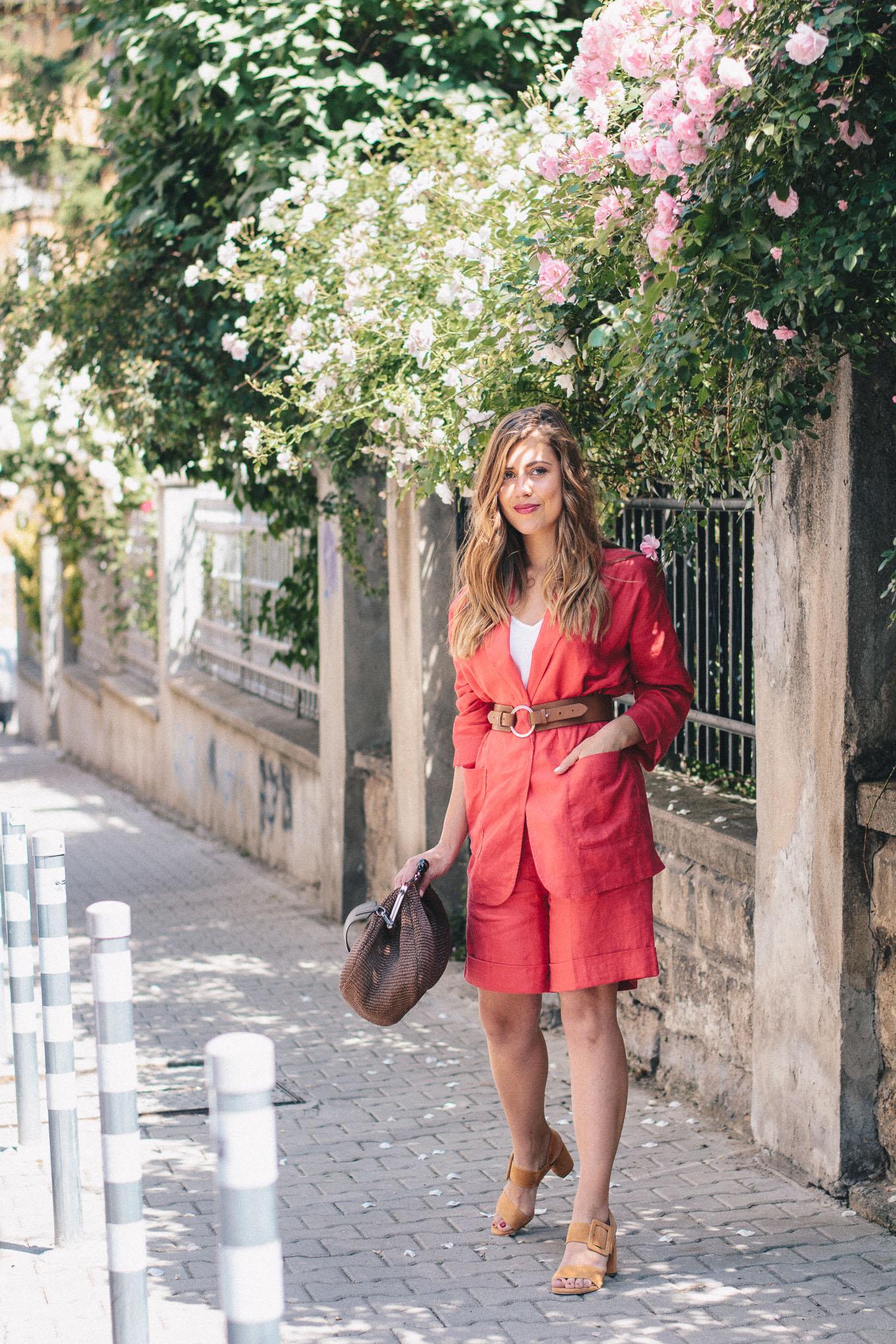 Benetton summer styling