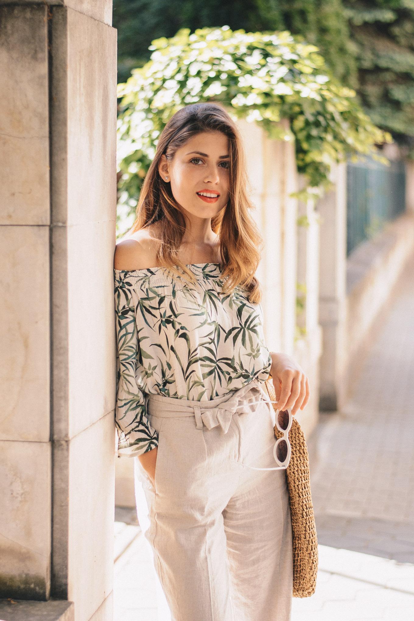 Bulgarian influencer-and blogger Denina Martin