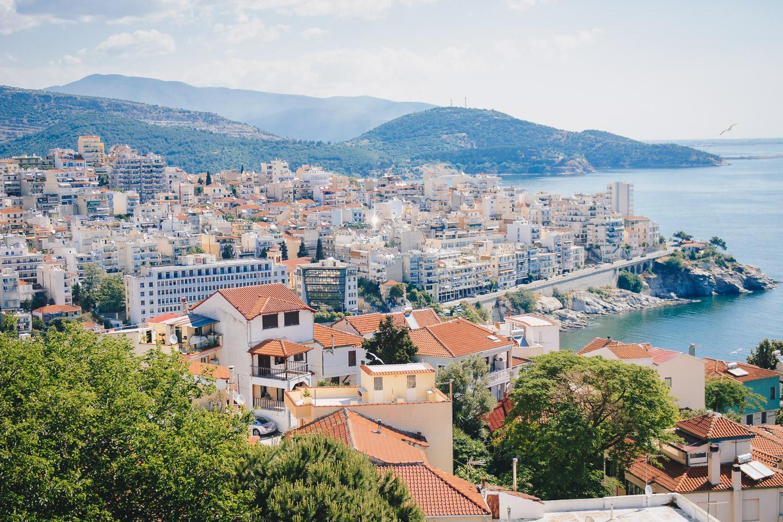 Charming Kavala Greece