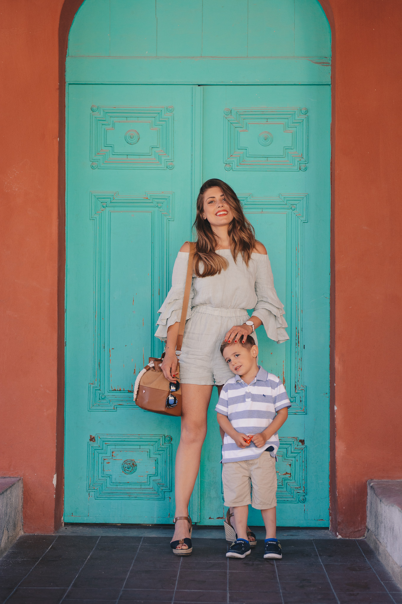 Charming doors blogger Denina Martin