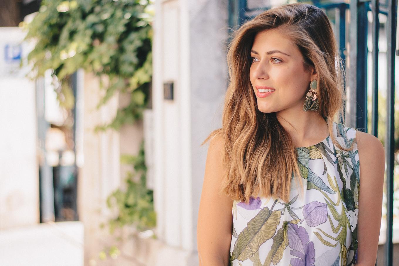 Denina Martin fashion blogger