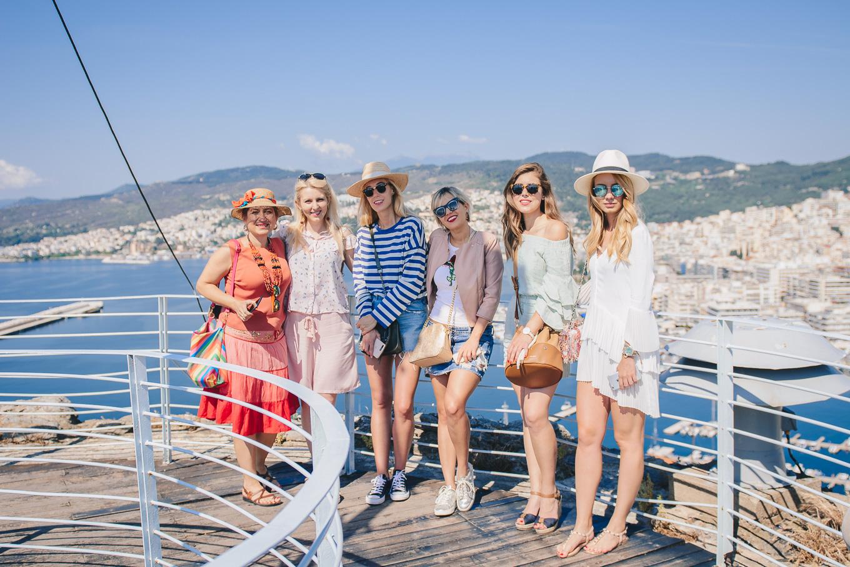 Seat ladies in Kavala