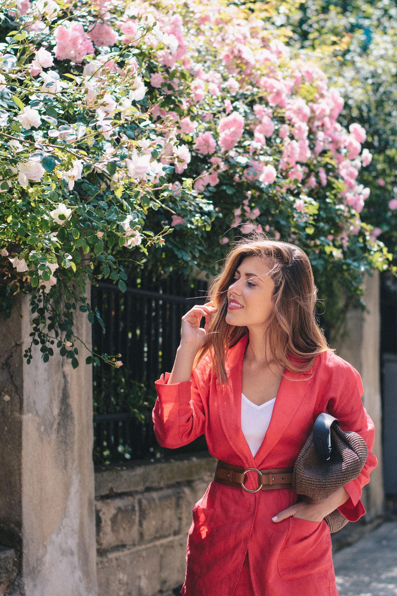 Sezane fashion blogger