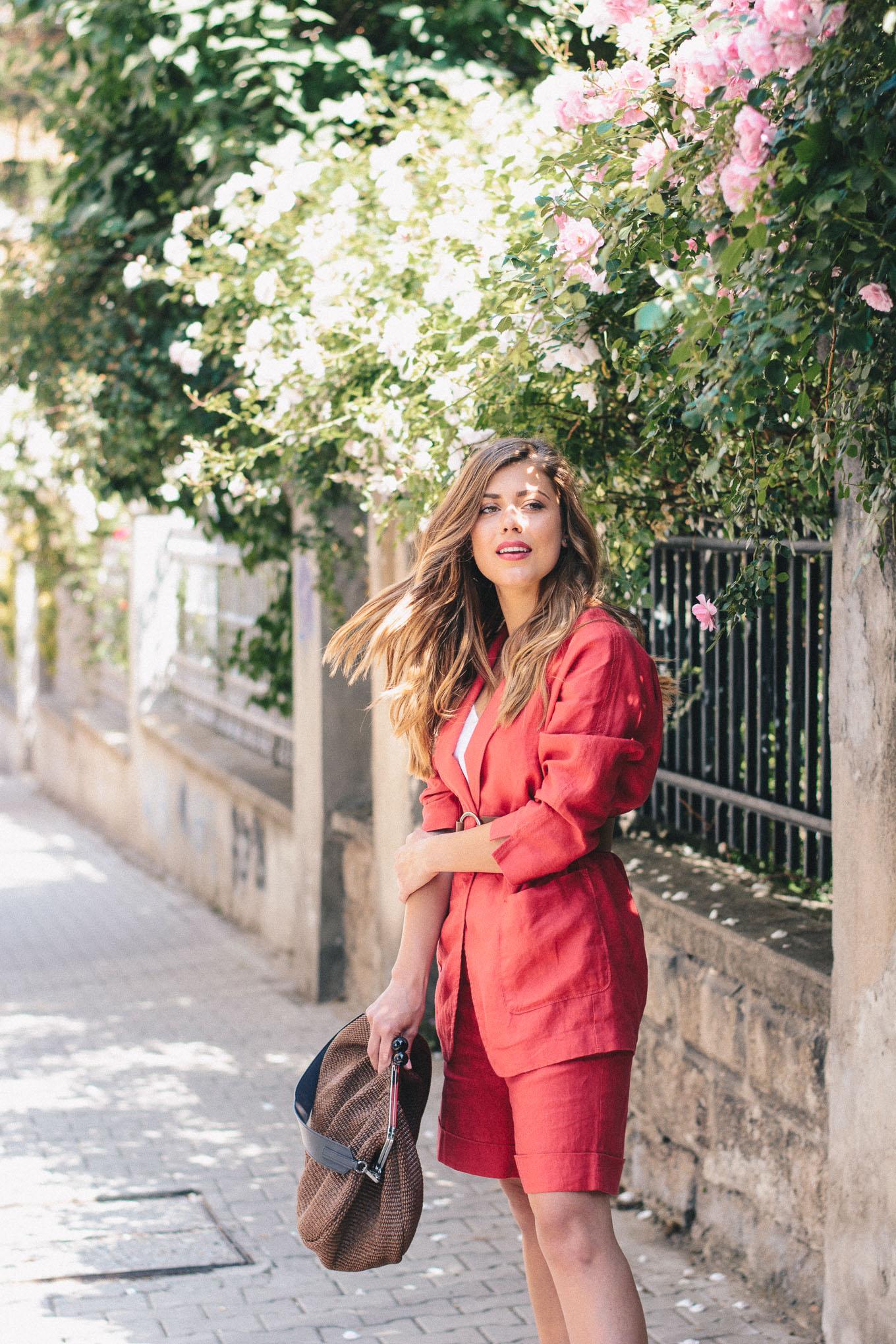 Sezane inspired blogger