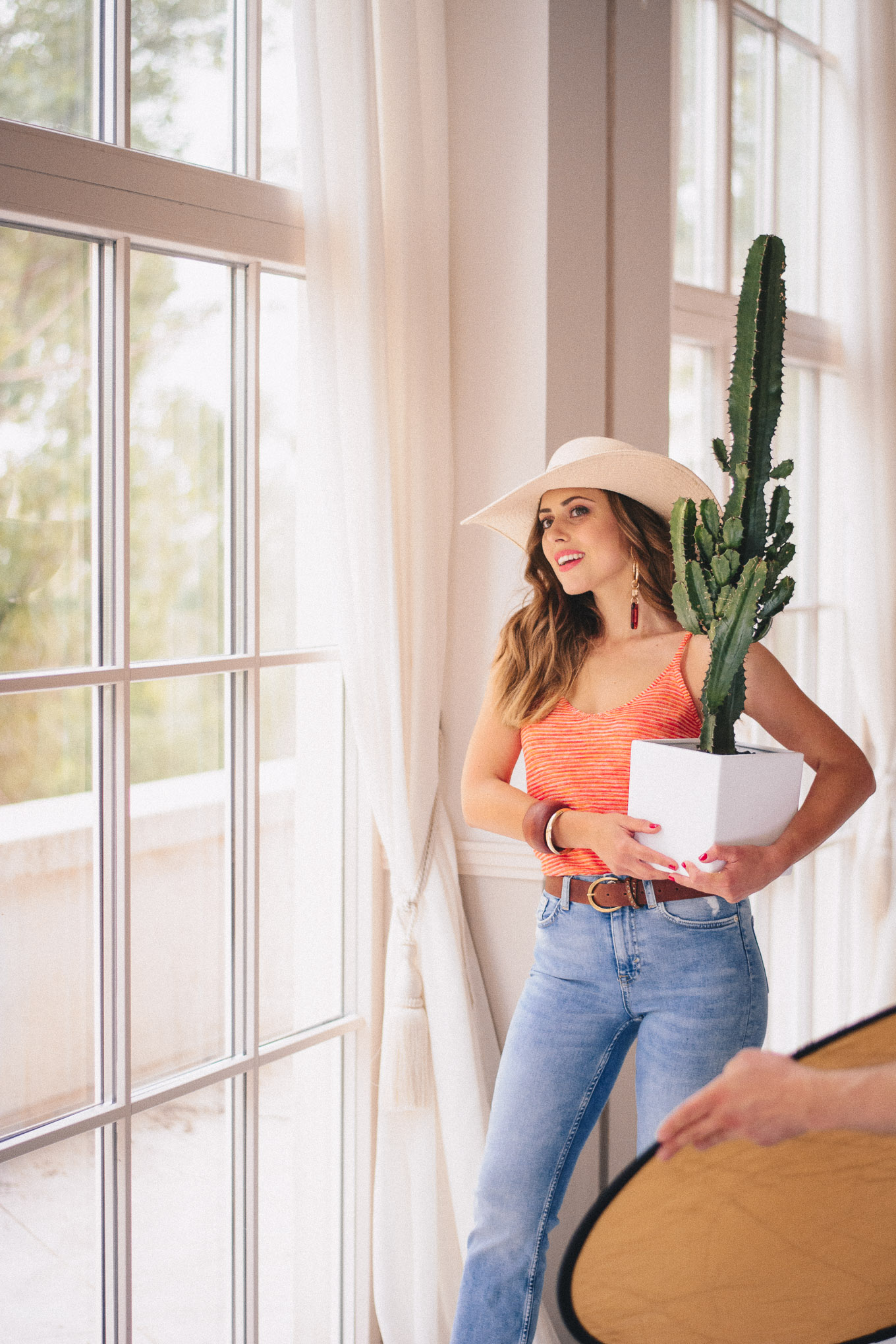 Texas style fashion blogger