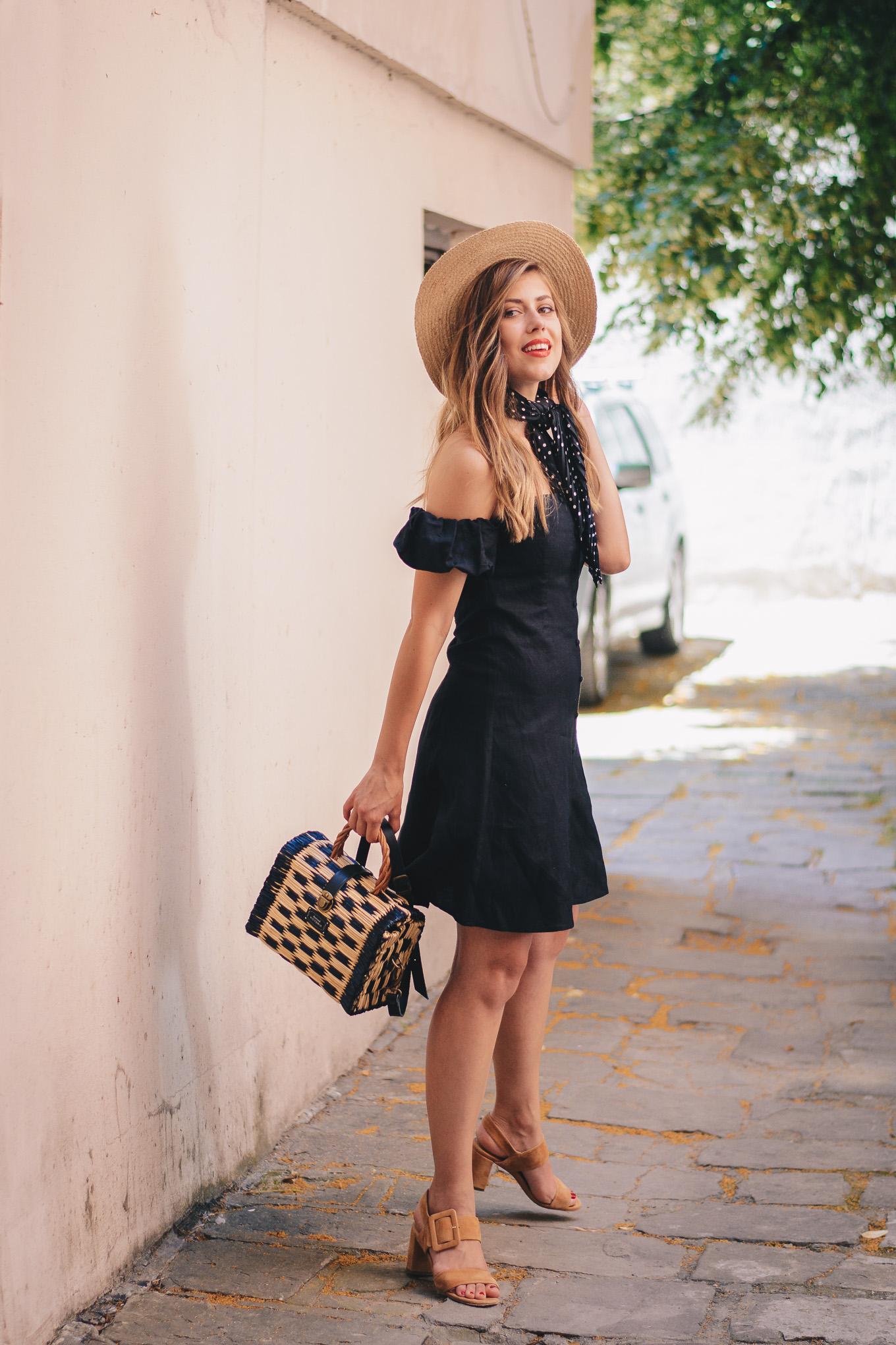 Zara style blogger