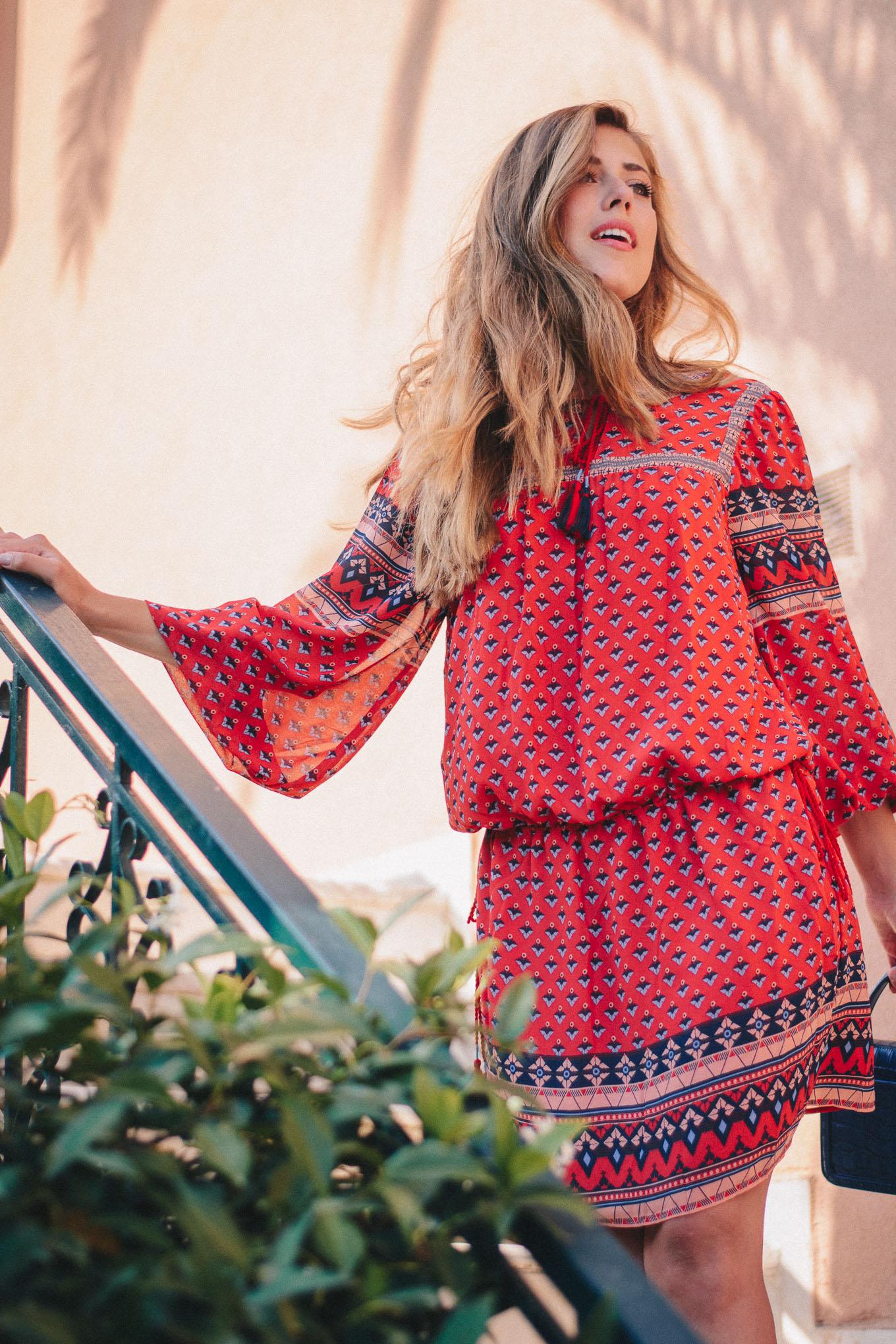 native style boho dress