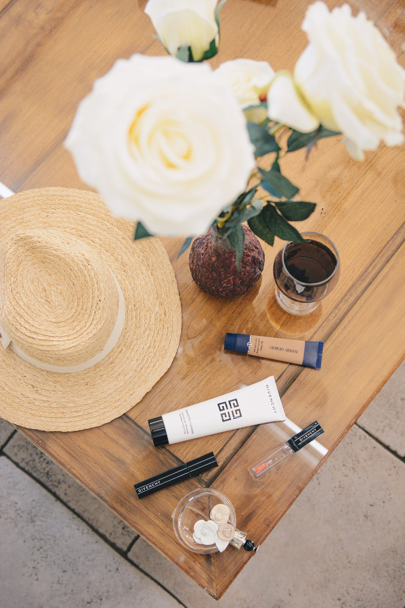 Current Givenchy products I use