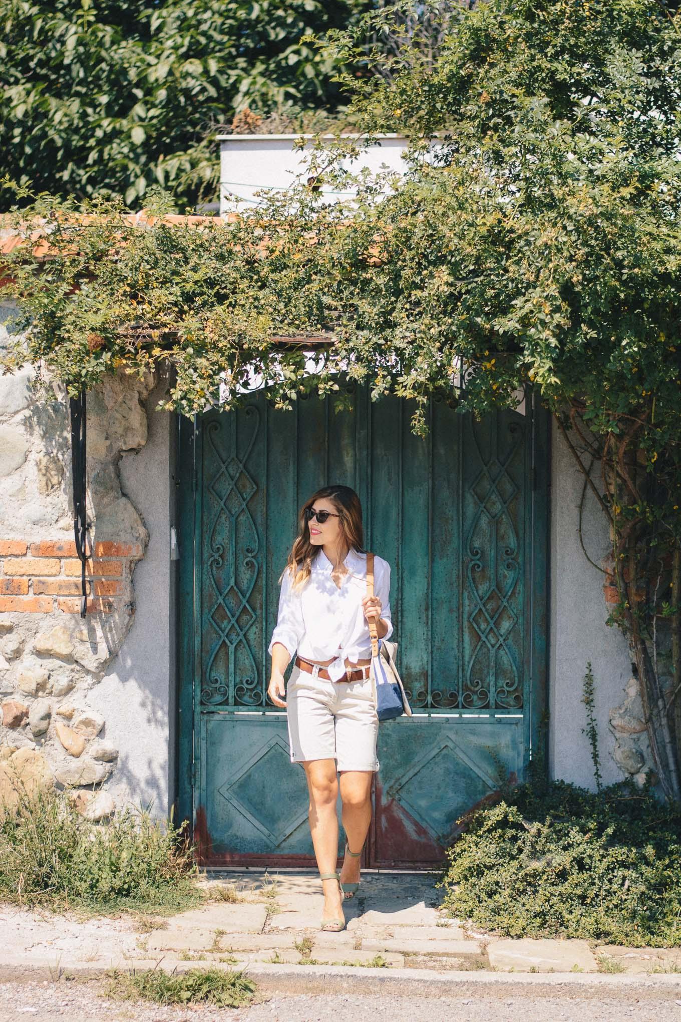 Denina Martin summer outfit