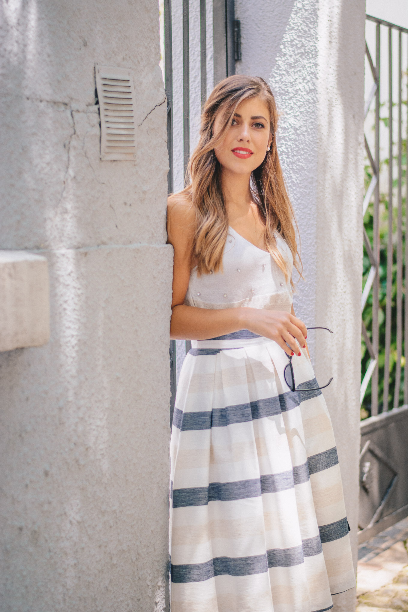 Skirt Look Blogger