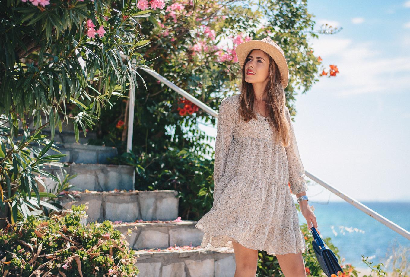 Verychi floral dress