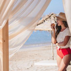 НАТУРАЛНА ГРИЖА ЗА КОЖАТА ЗА ЛЯТОТО - HEALTHY SKINCARE FOR THE BEACH