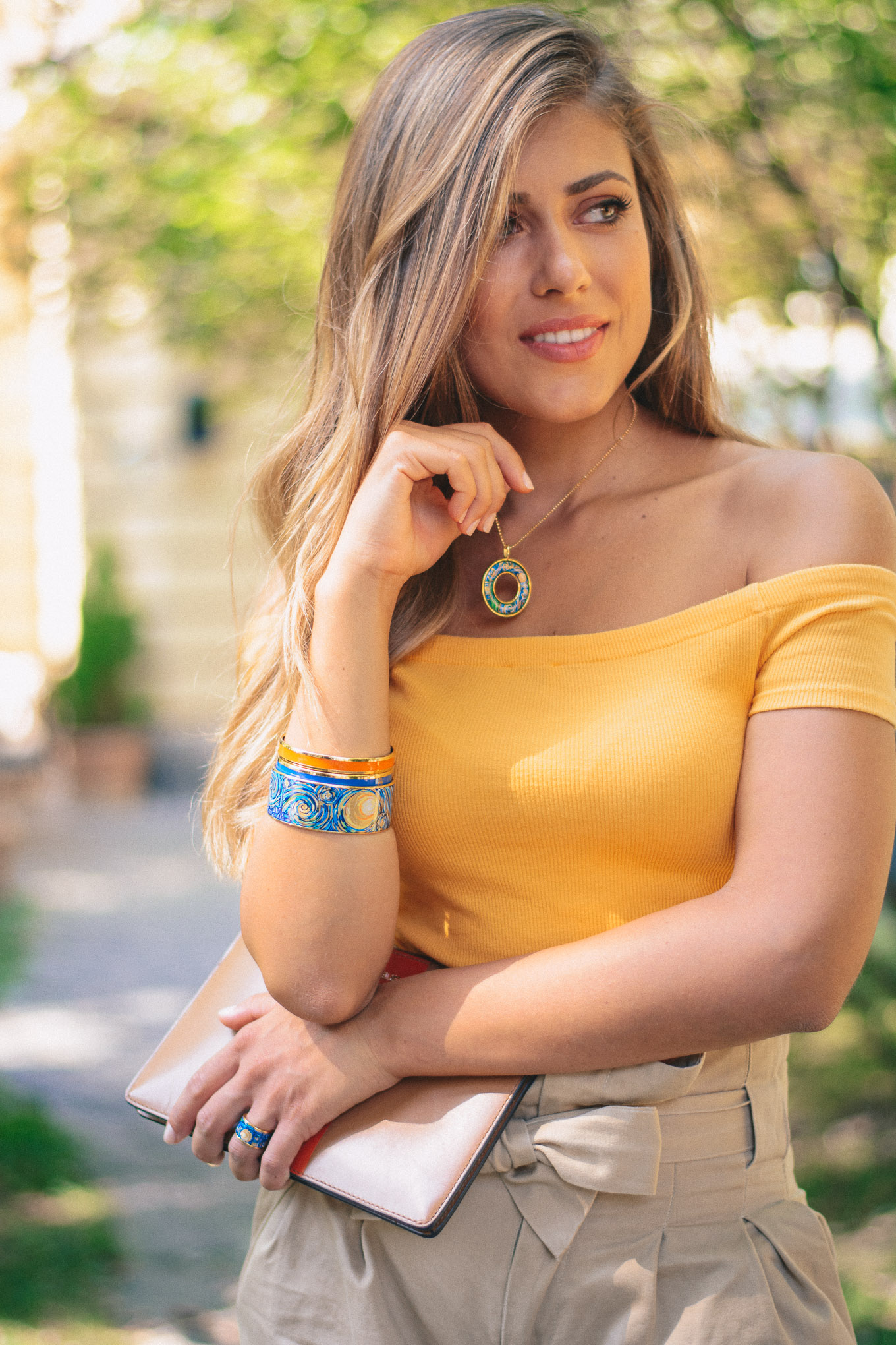Freywille Vincent van Gogh jewelry