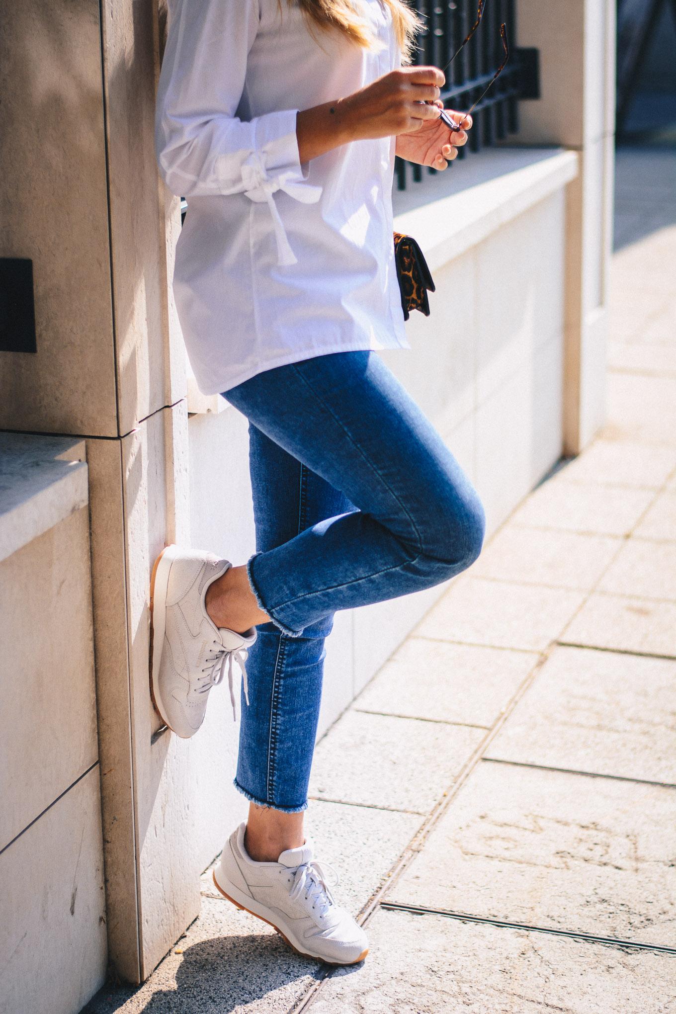 reebok classic jeans