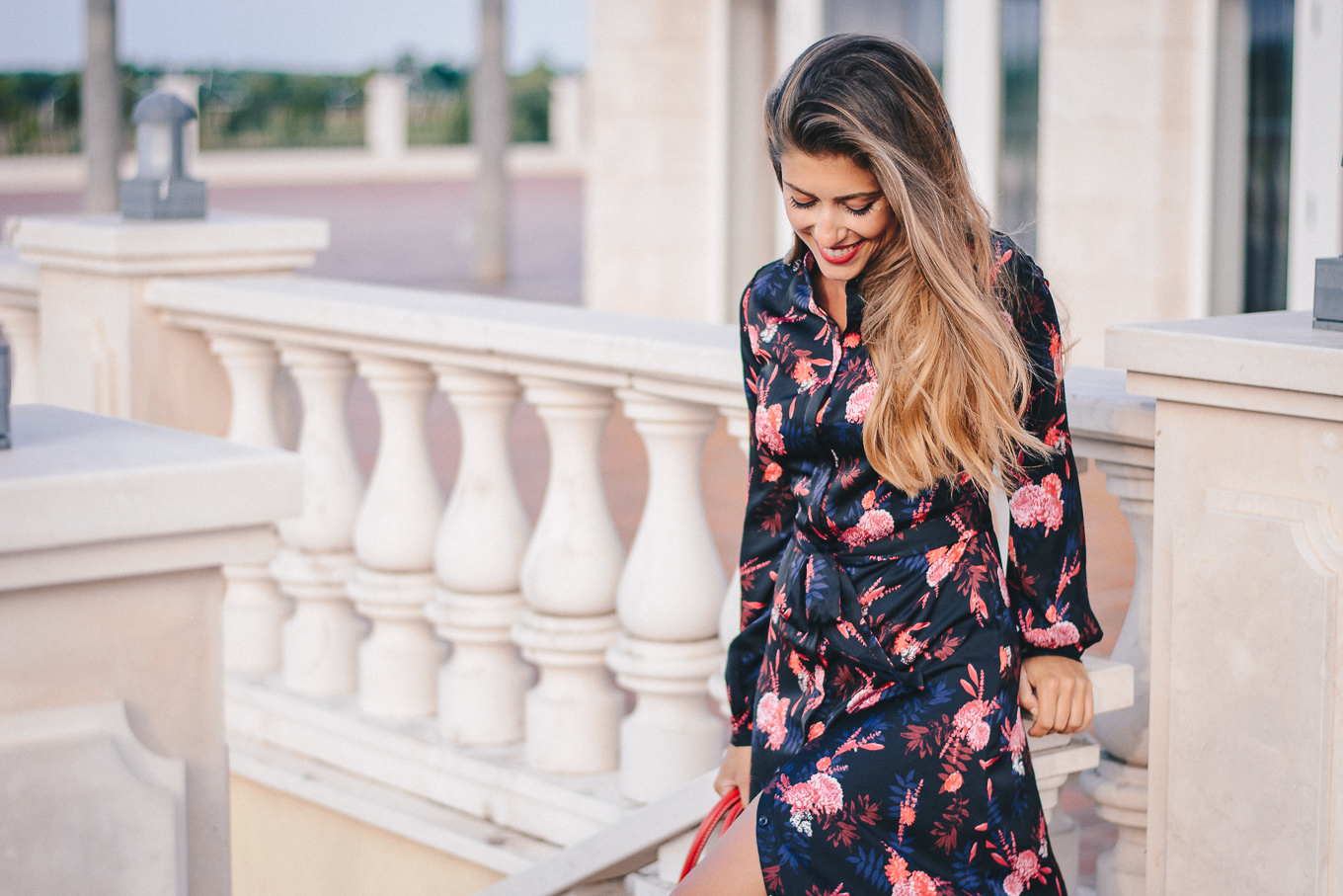 Tom Tailor Floral Dress