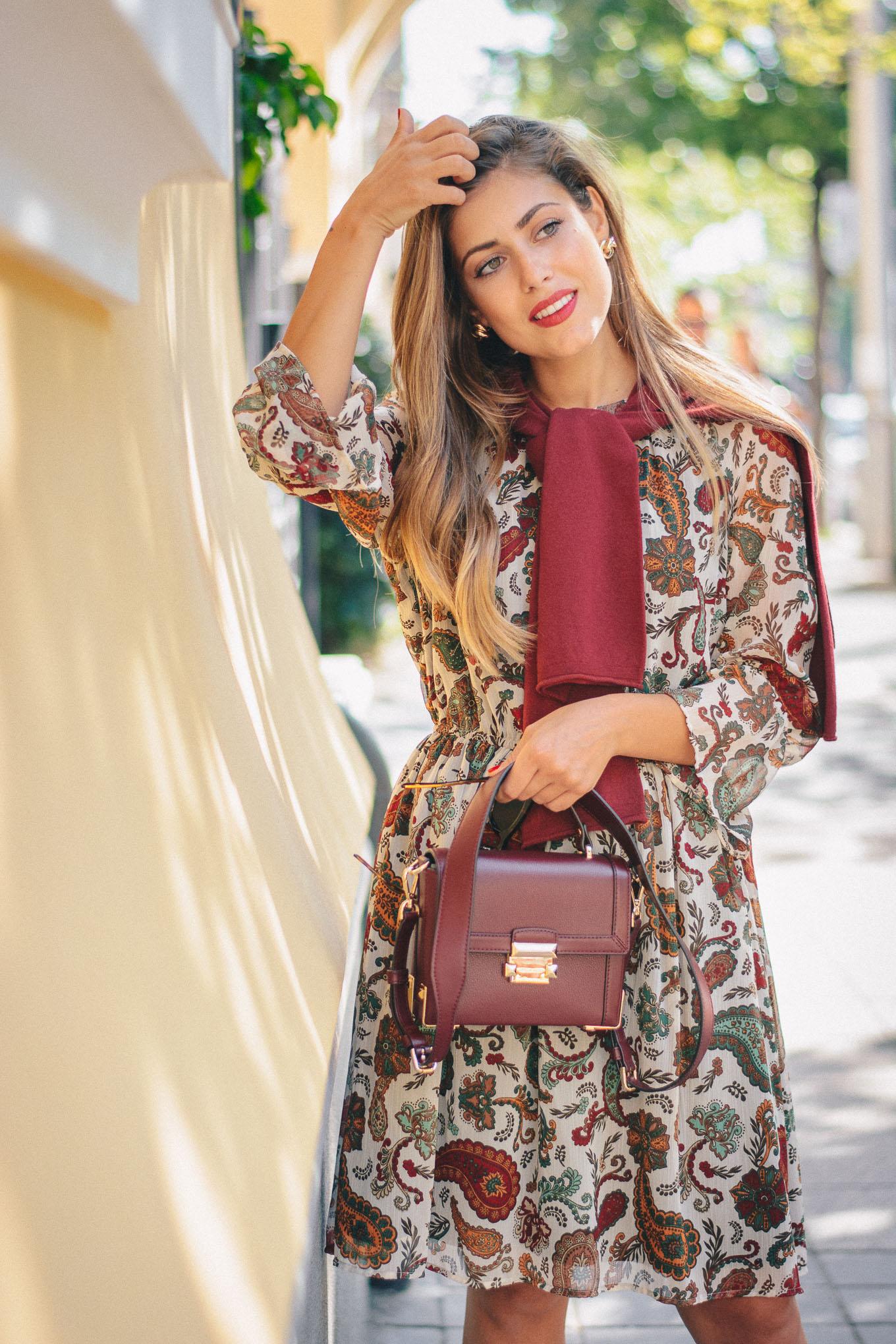 Denina Martin fall oriental dress_40847210a78235c491740981ecb378bc