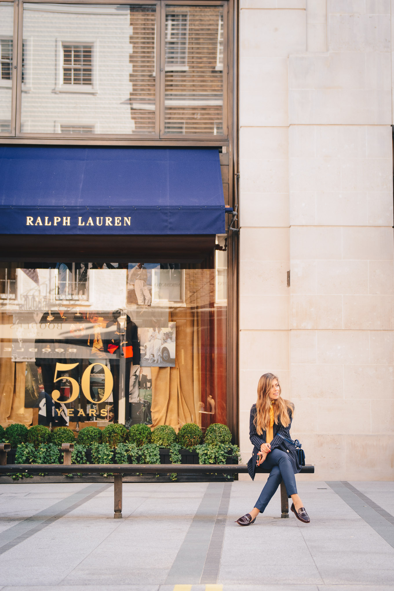 Raulph Lauren New Bond Street