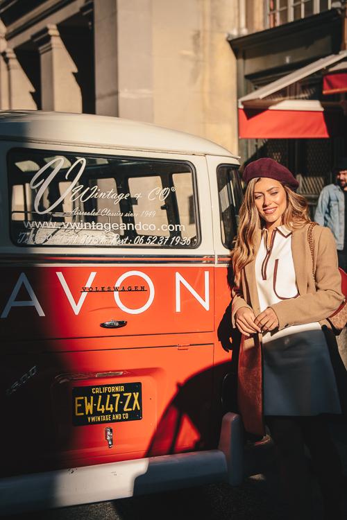 Avon Paris Denina Martin