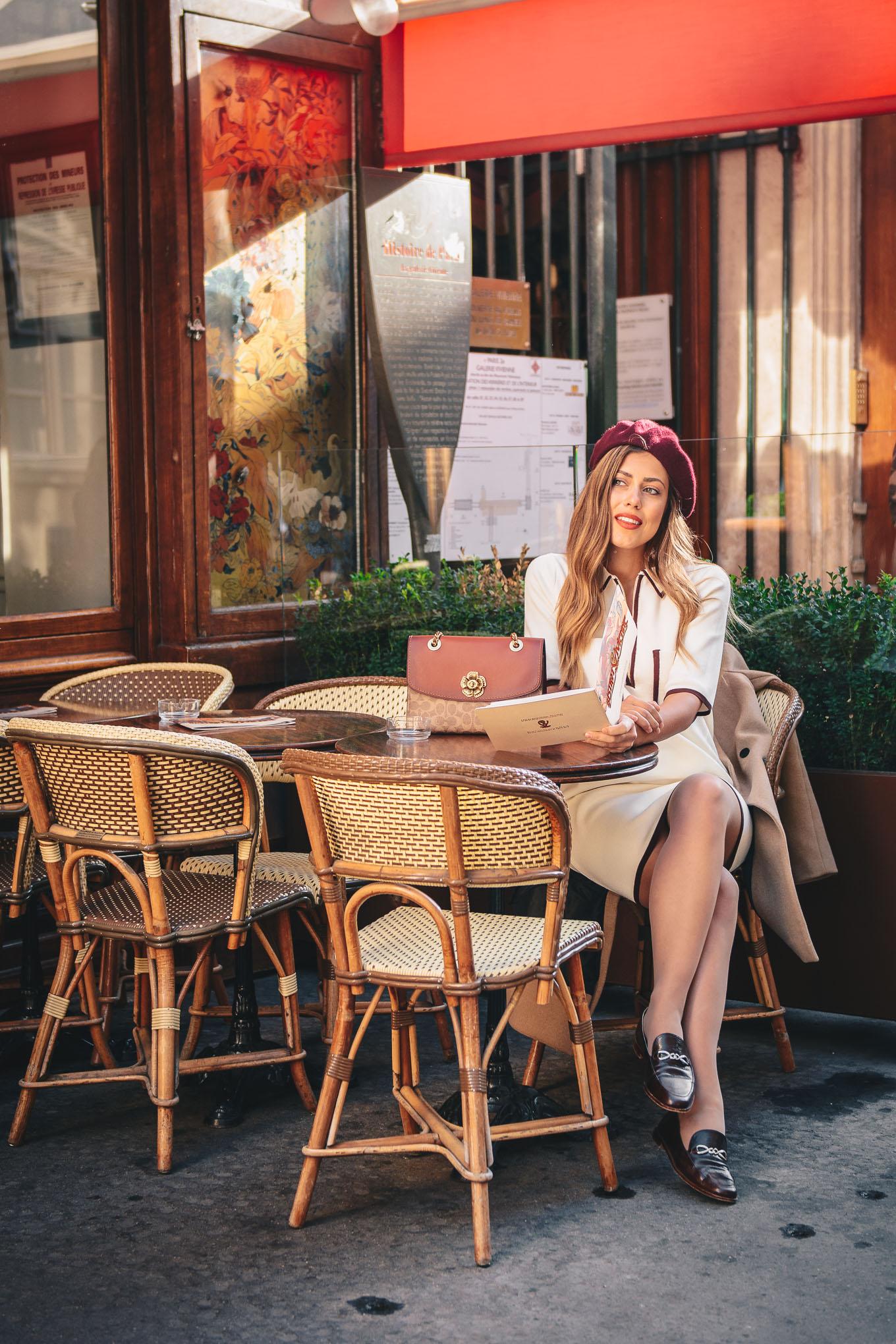 Cafe Vivienne Paris