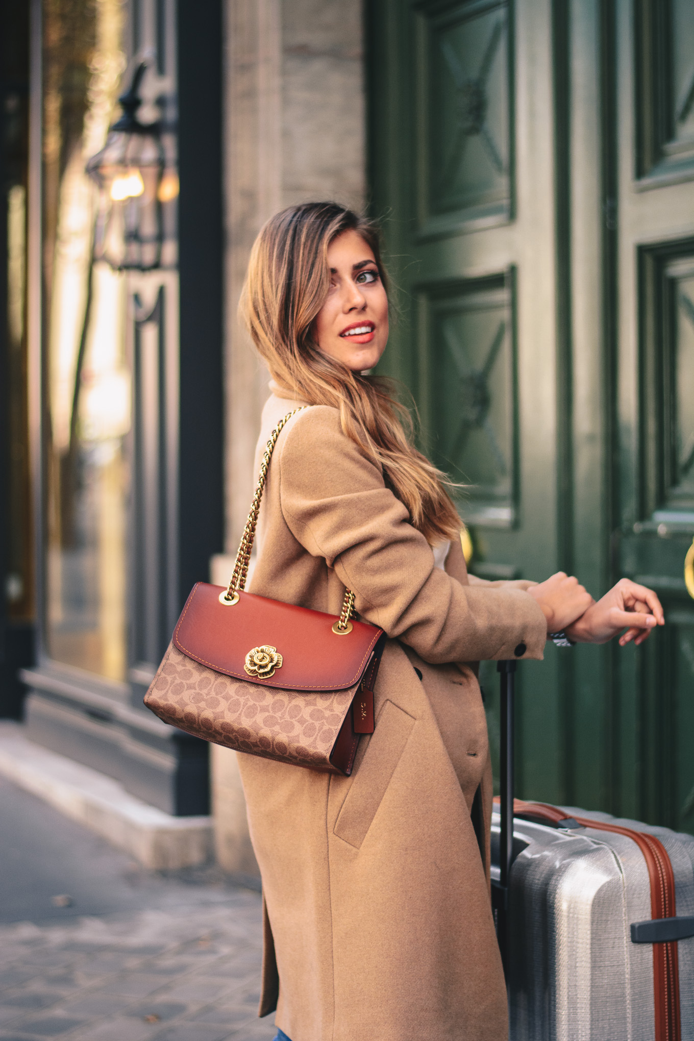 Denina Martin Coach handbag