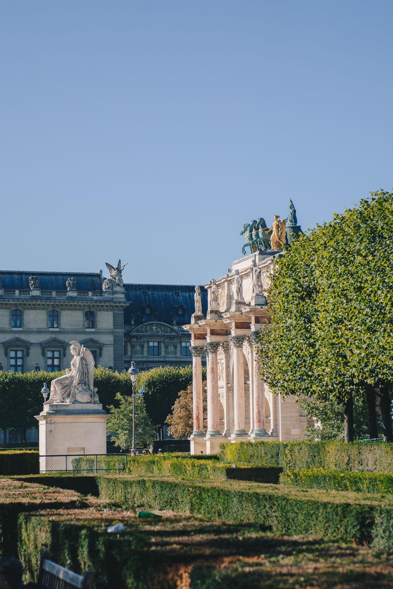 Jardin de Tuleries