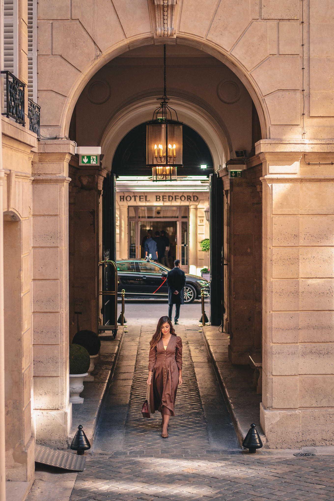 Paris hotel alfred sommier blogger