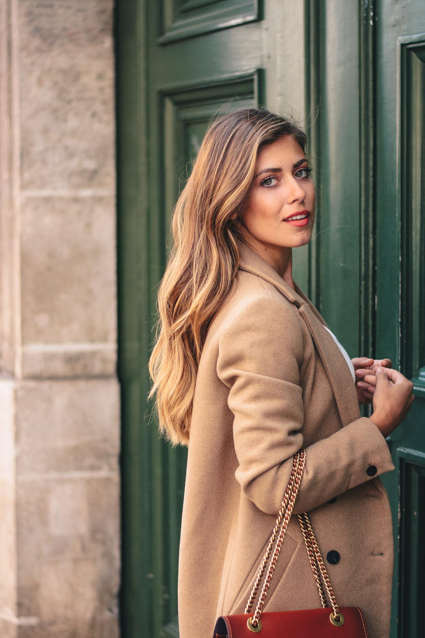 Paris style blogger