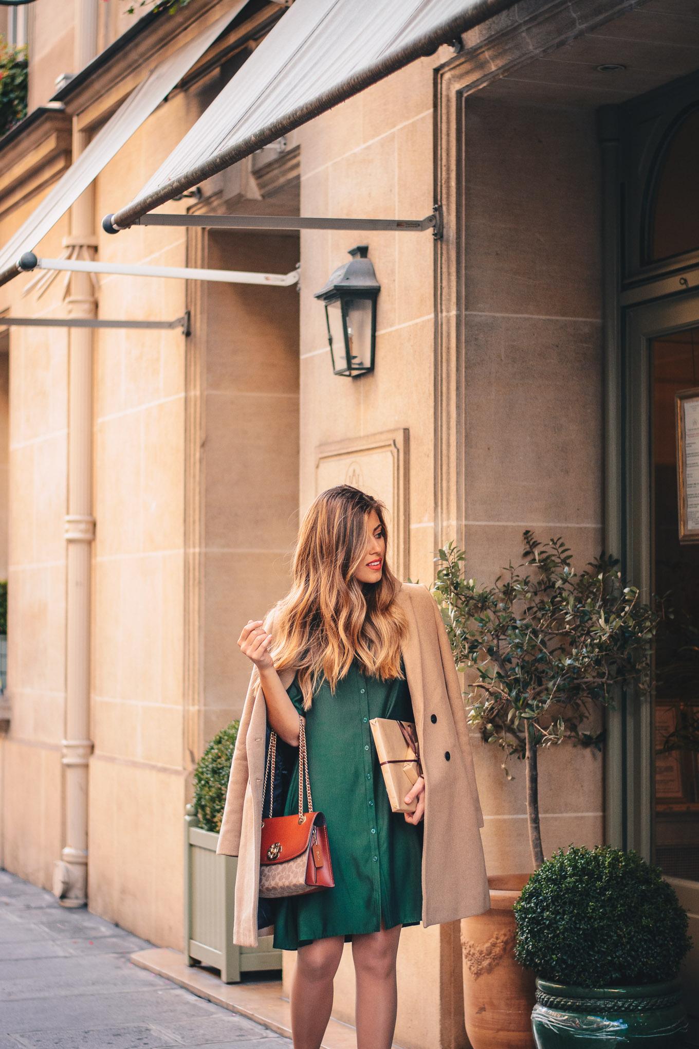 Parisian Style Denina Martin