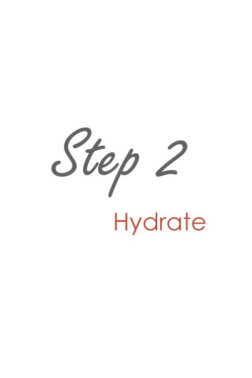 step 2 hydtare
