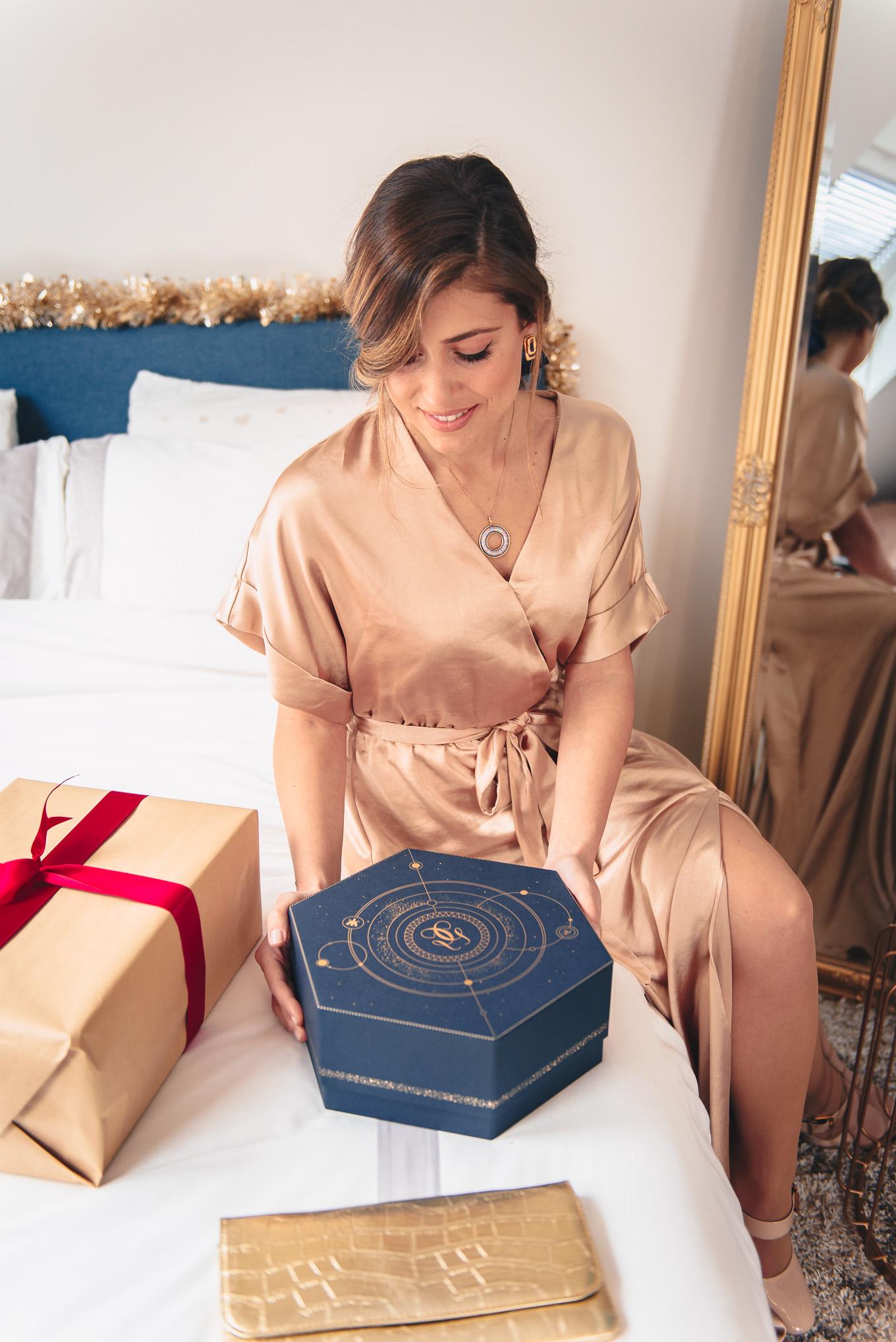 Denina Martin guerlain glam box