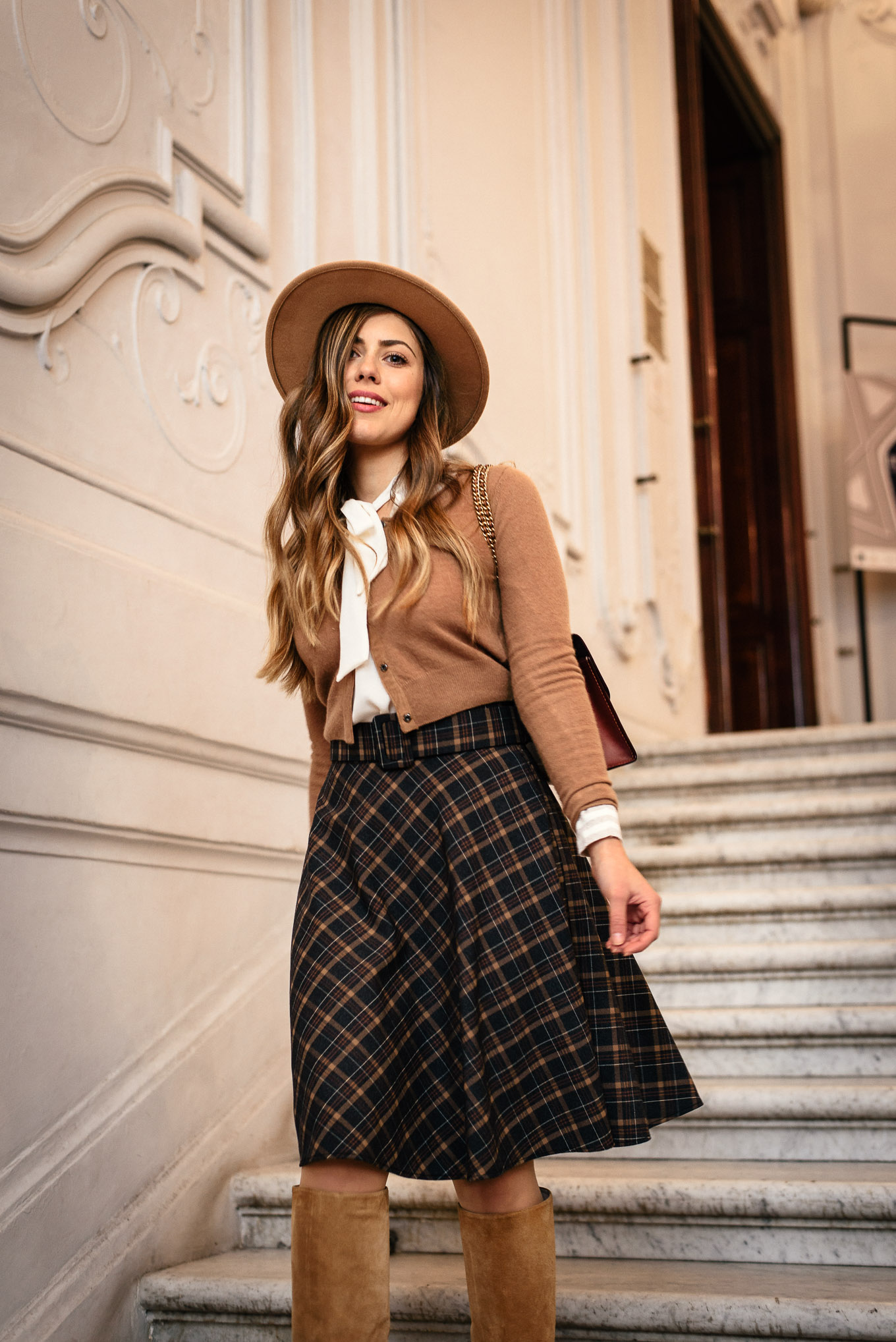 fashion influencer Denina Martin