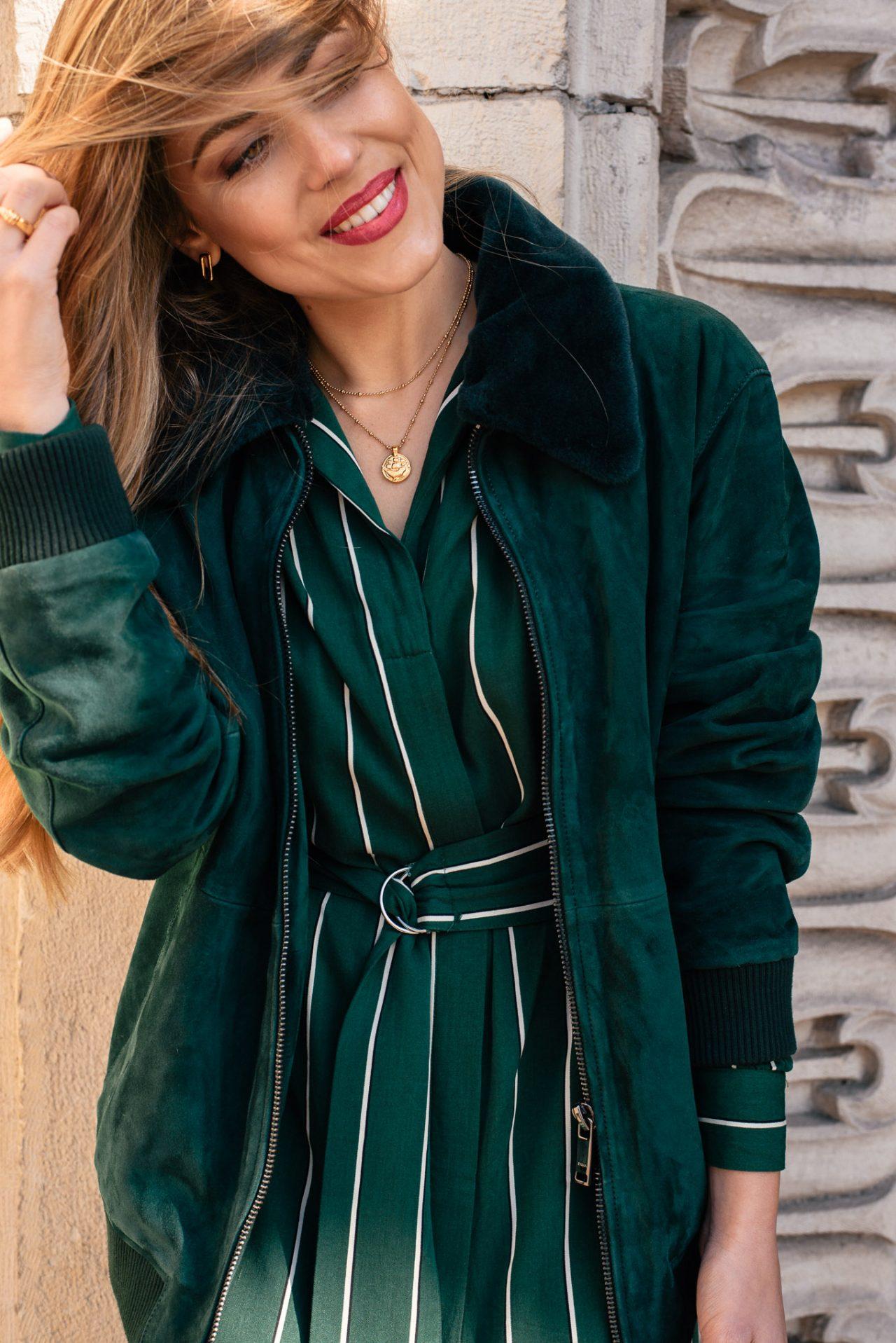 Bulgarian blogger Denina Martin