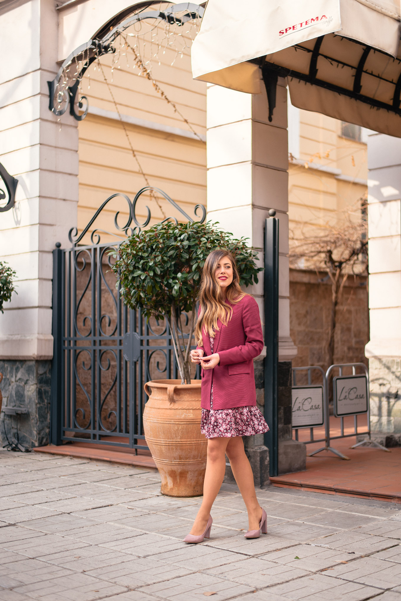 Complete spring outfit Zara massimo dutti