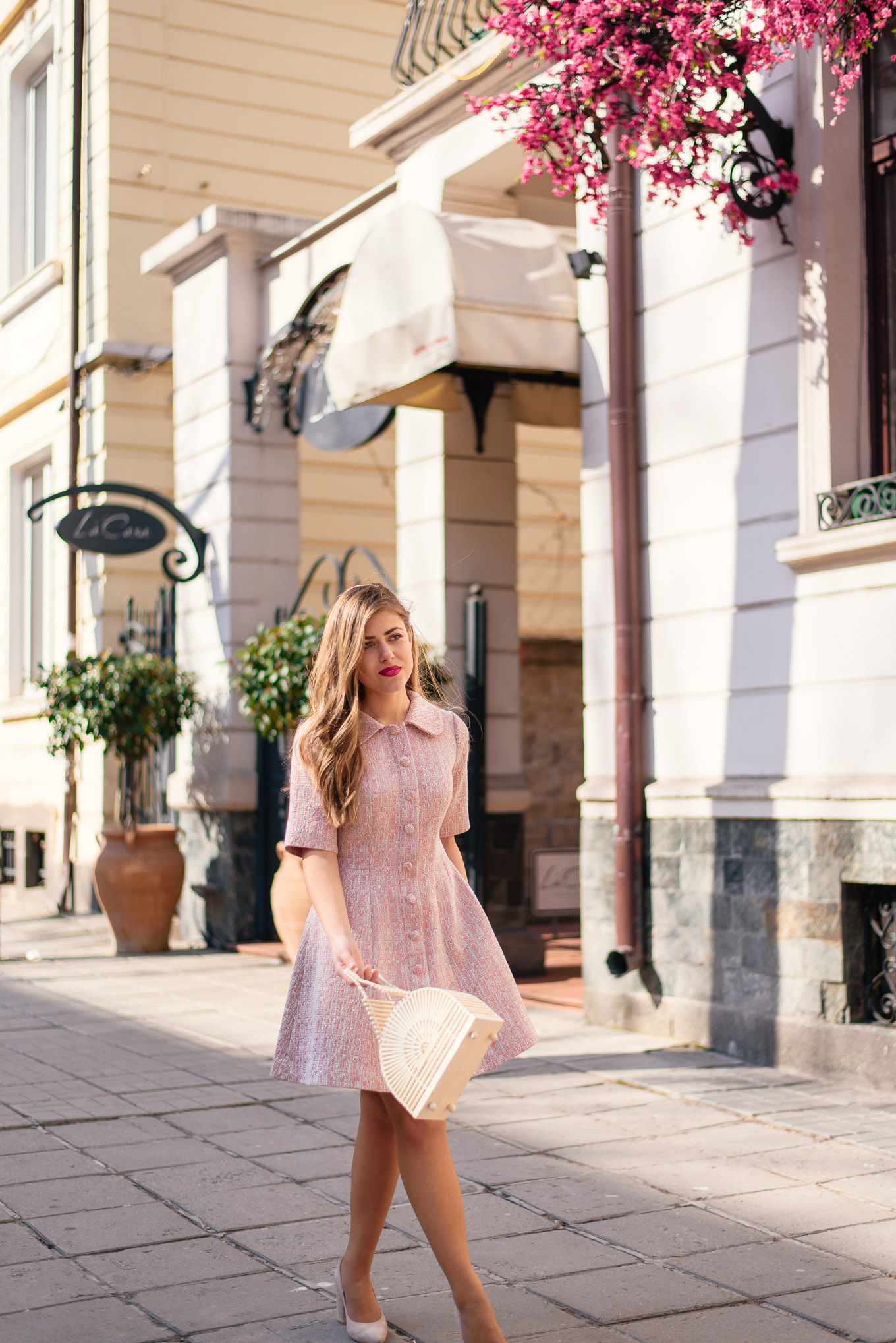 Denina-Martin wearing galmeetsglam dress