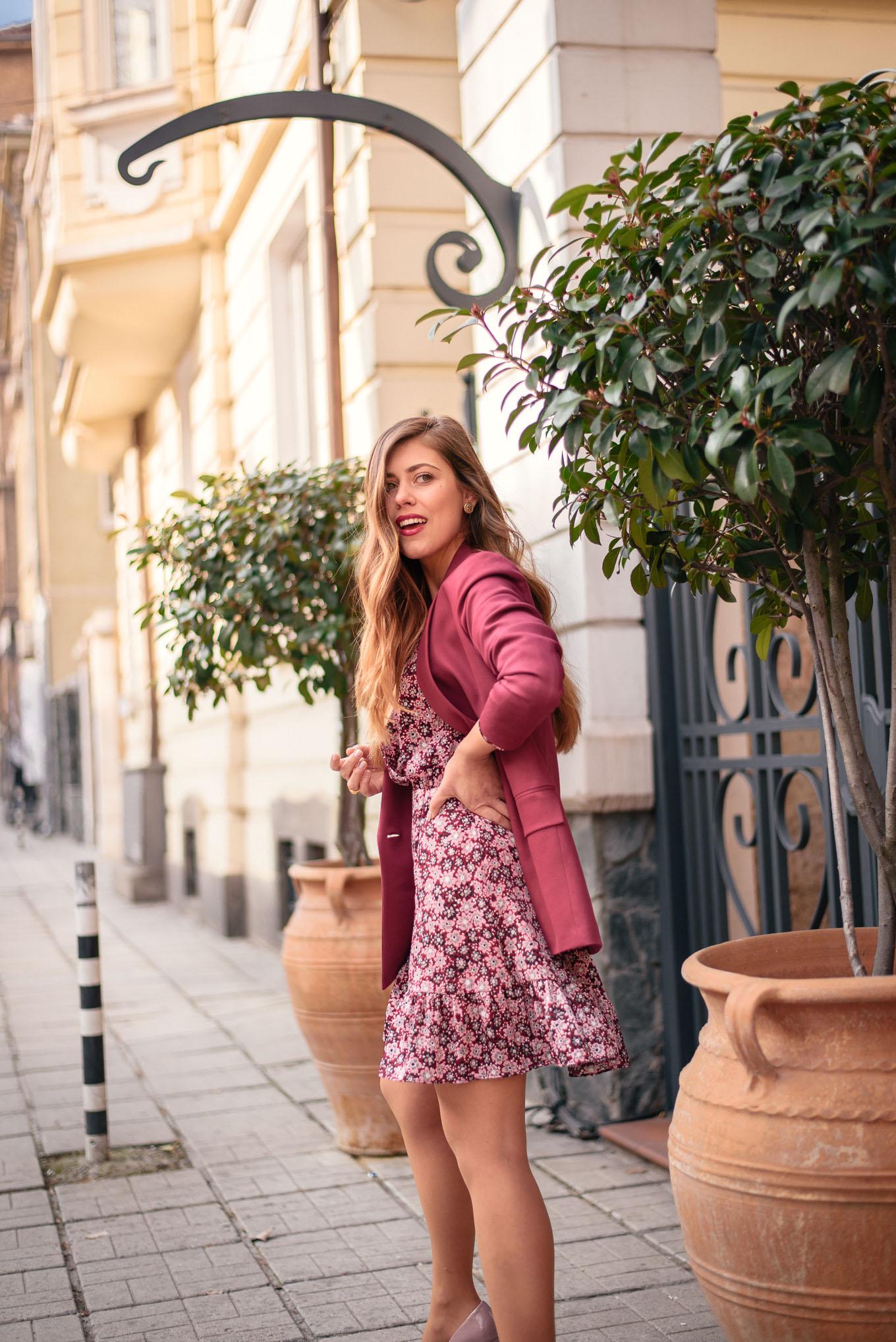 Denina Martin matching clothes