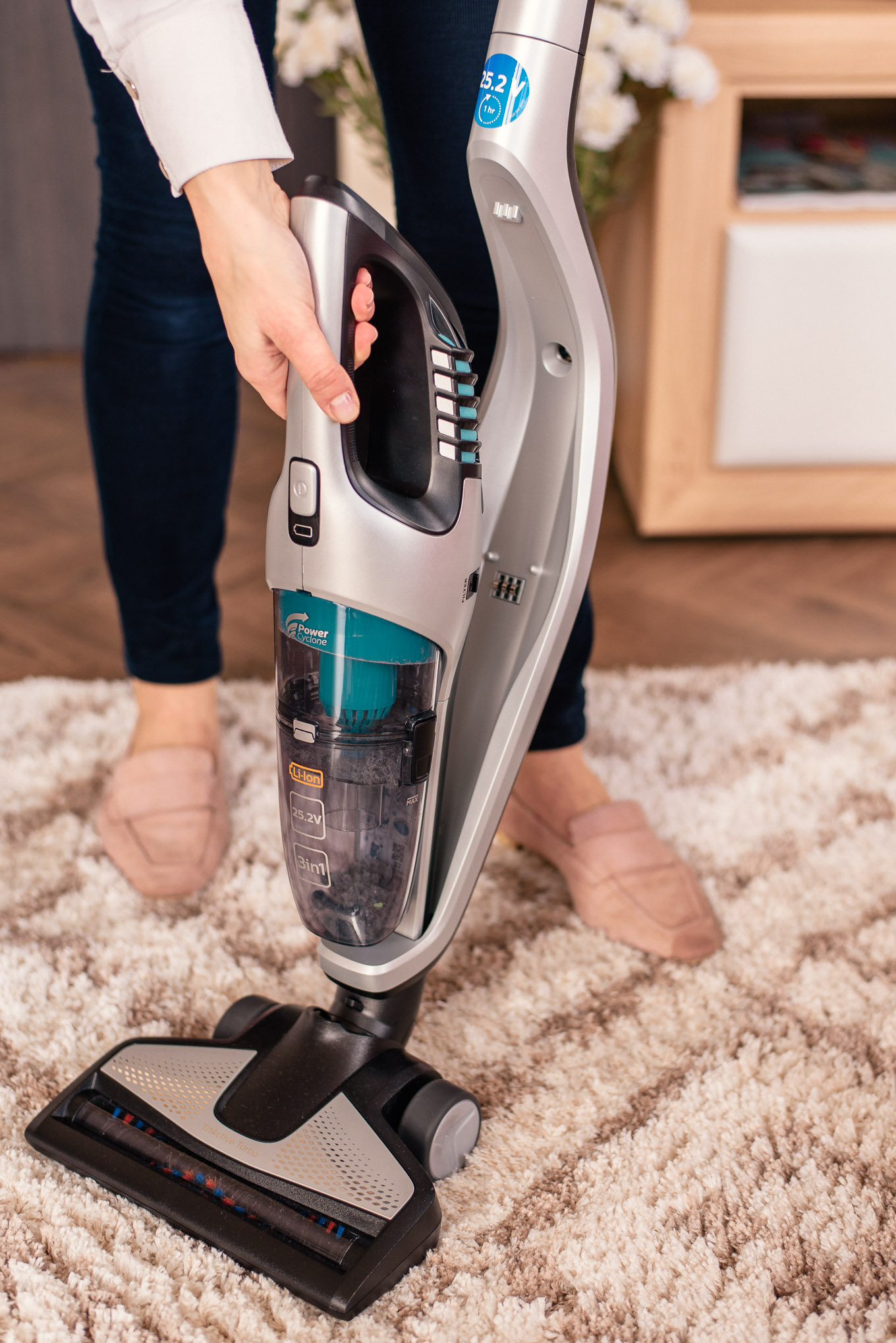 Philips powerpro cleaner