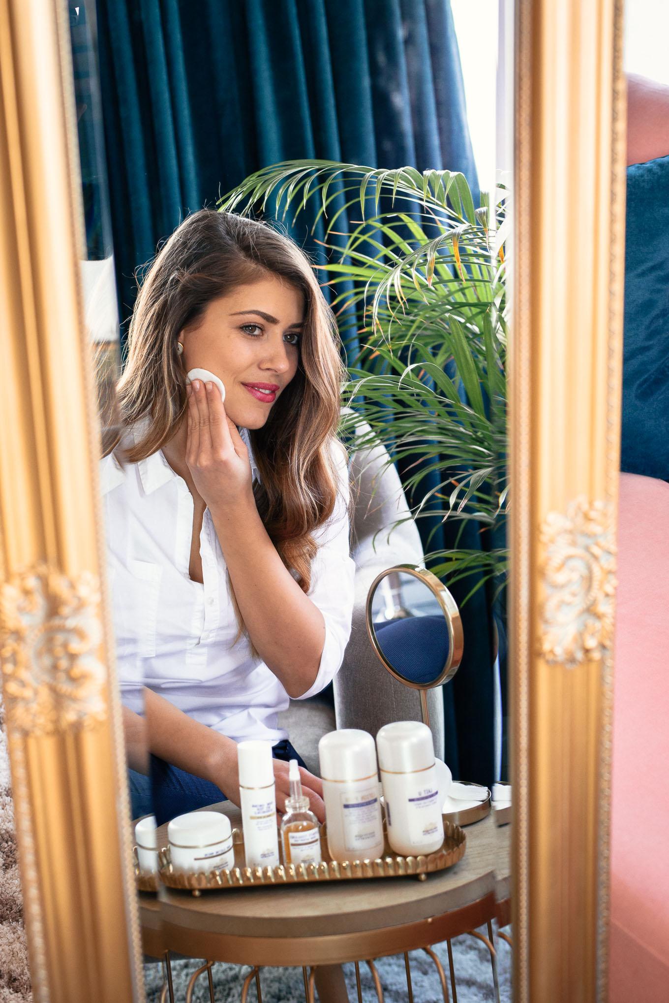Skin care with biologique recherche paris 2019 trend
