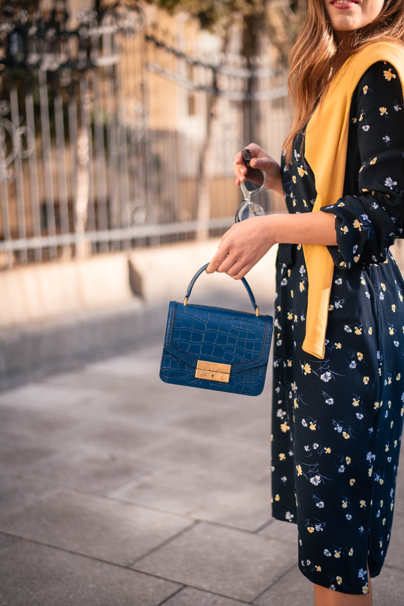 Tory Burch Blogger Bag