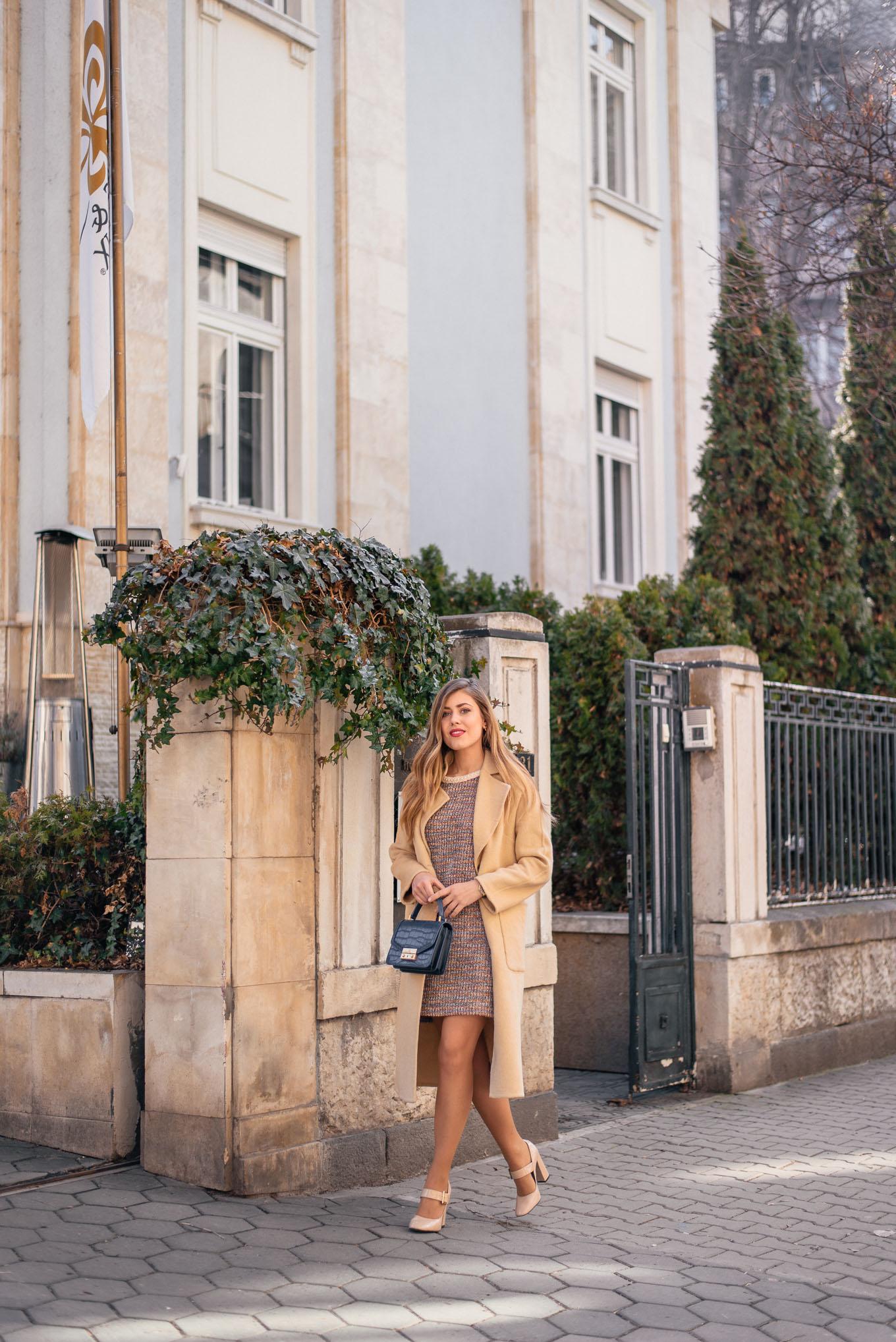 Zara style blogger Denina Martin