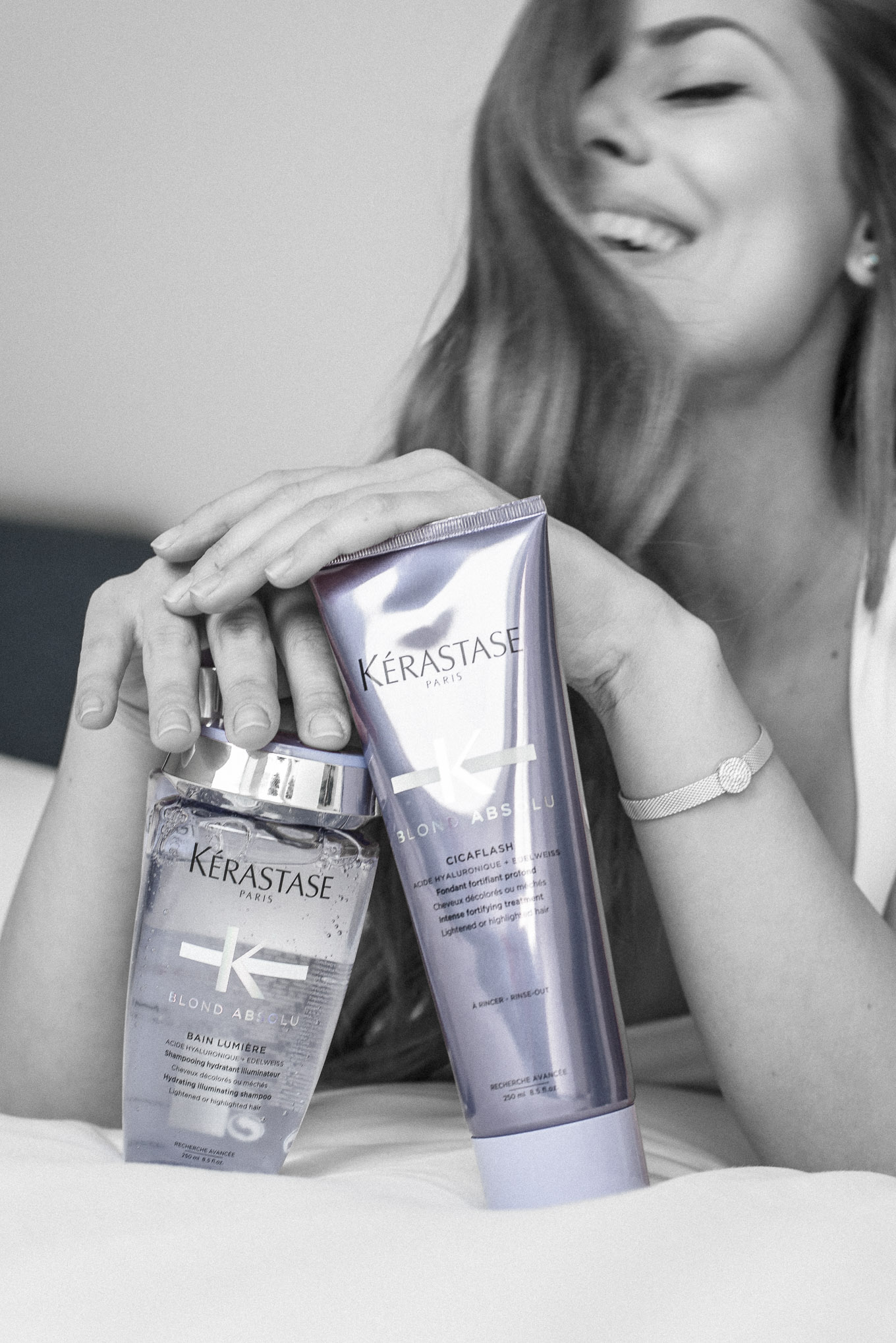 Kerastase series for blondes