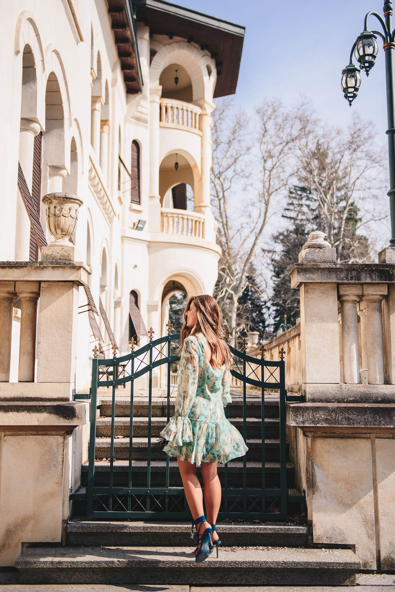 H&M conscious exclusive dress 2019