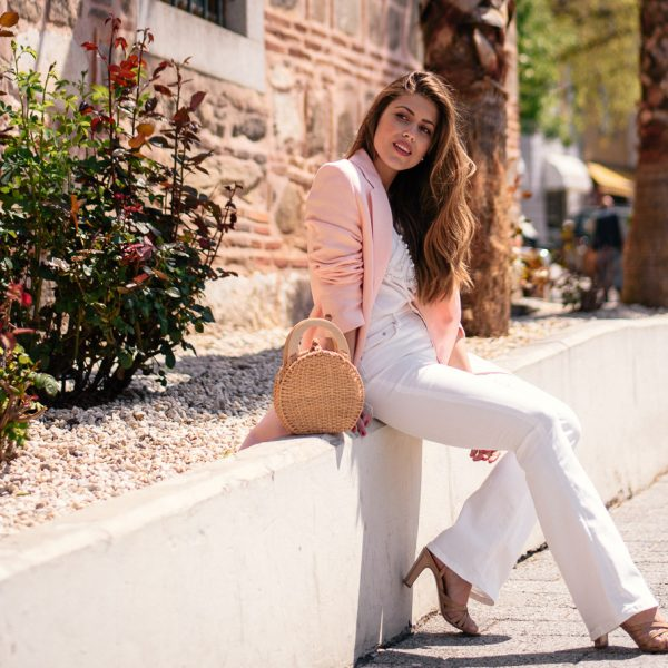 spring vibe outfit
