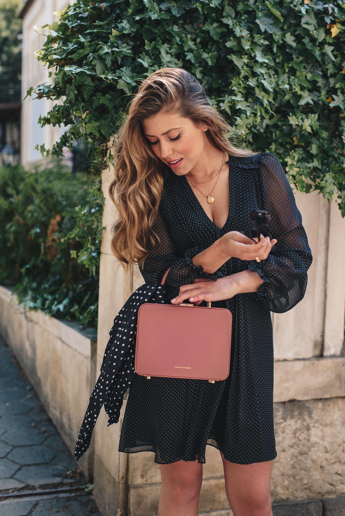 Tammy Benjamin lovely handbag