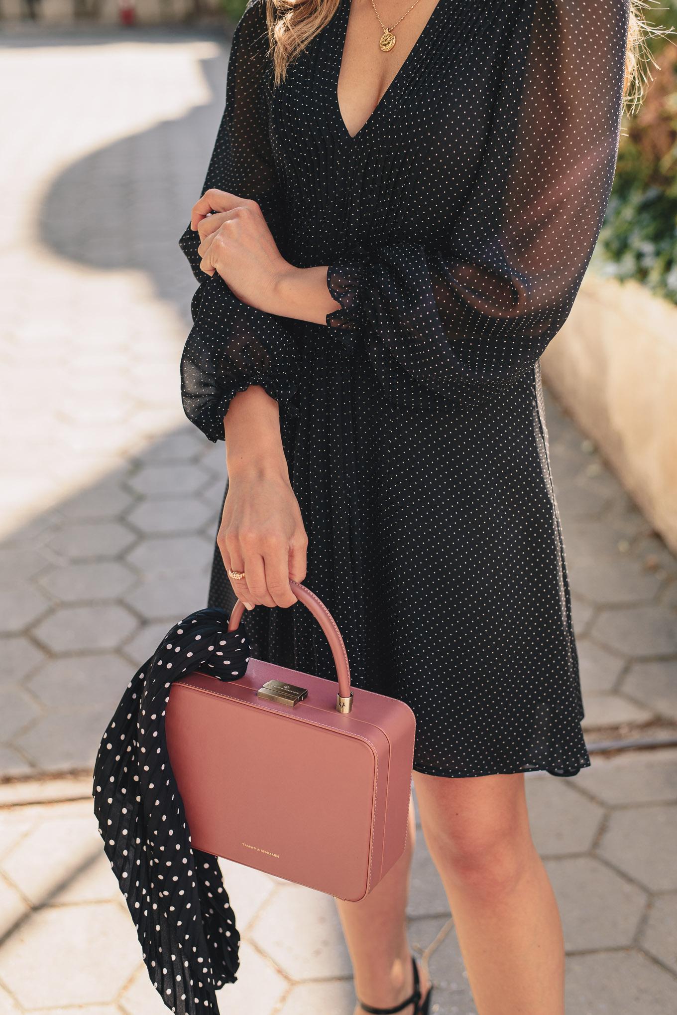 Tammy and Benjamin luxury handbag