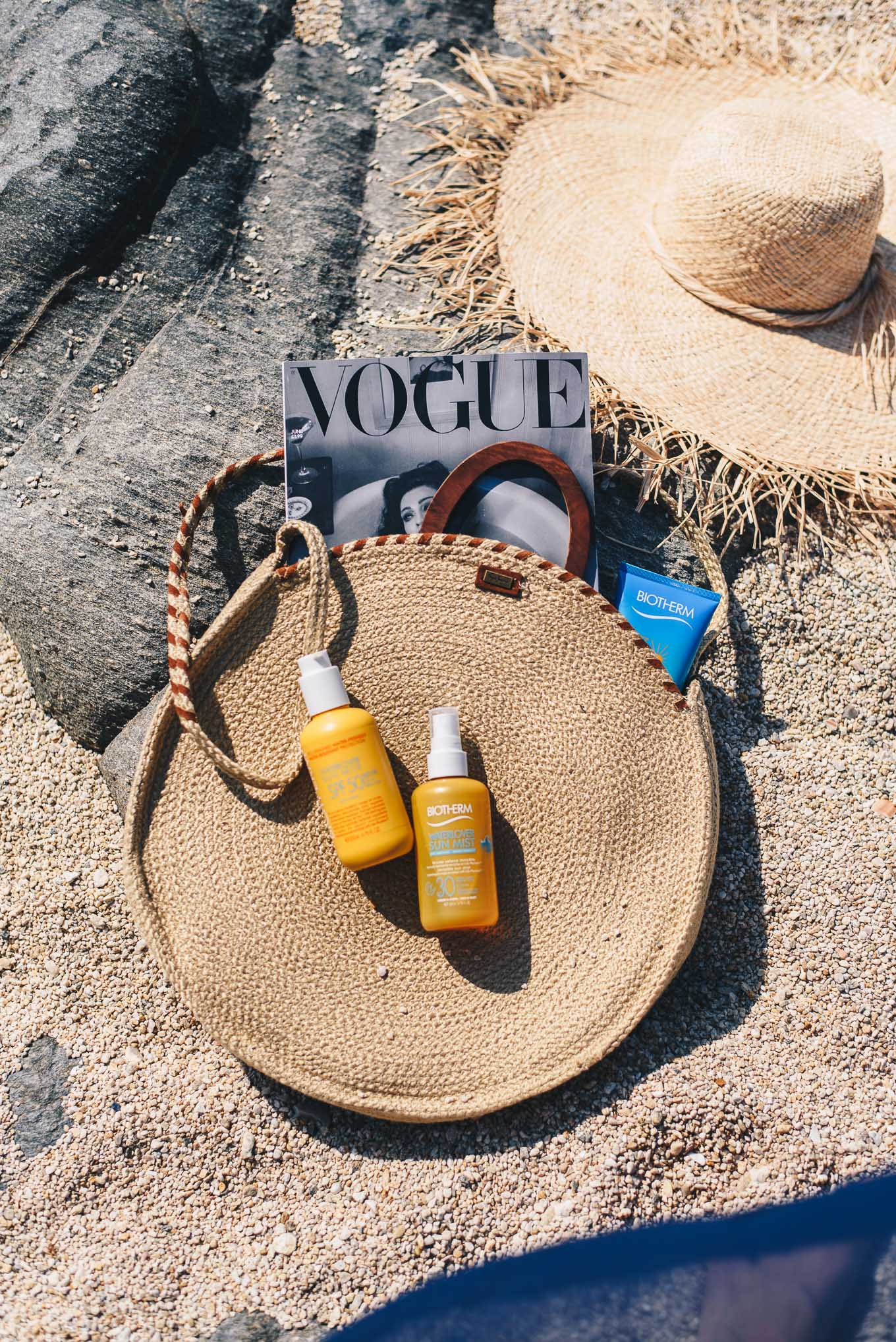 Notino favorte sun care products